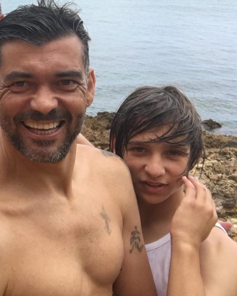 Porto Contra Krasnodar: Sérgio Conceição: Coração Azul E Orgulho Na Família
