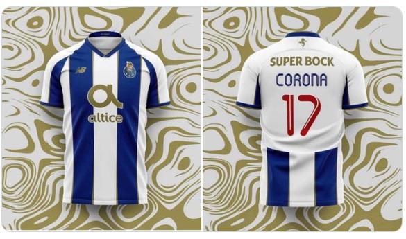 Equipamento Do FC Porto 2019 2020 Revelado Nas Redes Sociais